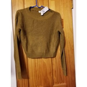 New small forever 21 sweater